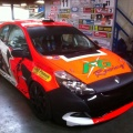 CLIO CUP / Clio cup France 2013